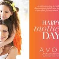 Spreading The Love This Mother's Day Courtesy of AVON