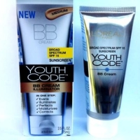 Sponsored Post: An Introduction to L'Oreal Paris Youth Code BB Cream Illuminator