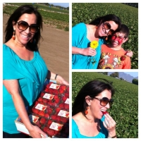 I Heart California Strawberries Blogger Fieldtrip & GIVEAWAY (3 Winners)