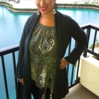 Cozy Cashmere Holiday Giveaway: Subtle Luxury 4-Way Travel Wrap Sweater ($200+ Value)