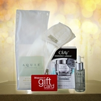 Prepare Your Skin For Winter: Enter to Win the Olay Luminous Skincare Giveaway