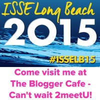 Excited to be a Featured Blogger at ISSE: The West Coast's Largest & Most Influential Pro Beauty Show