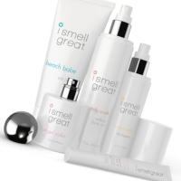 Holiday Fragrance Giveaway: 3 Sets of i smell great Products (valued at $188 each)