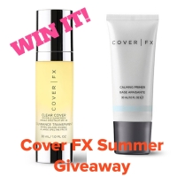 Just in Time for Summer: Cover FX Clear Cover Invisible Sunscreen Giveaway (3 Winners)