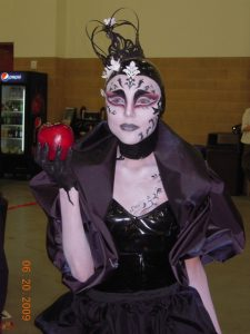 Want a bite of my poison apple??