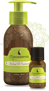 Nuts About Macadamia Natural Oil