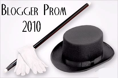I'm Going to The Blogger Prom Tonight Giveaway!