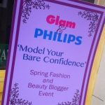 Philips Beauty Event & My Introduction to Epilation