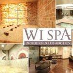 Wi Spa: A Fabulous & Modern Korean Spa in Los Angeles