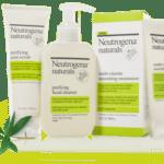 Sponsored Review: Neutrogena's New Natural Skincare Line