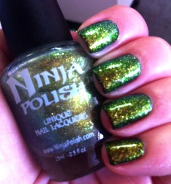My Latest Obsession: Stunning Handmade Nail Polishes by Ninja Polish