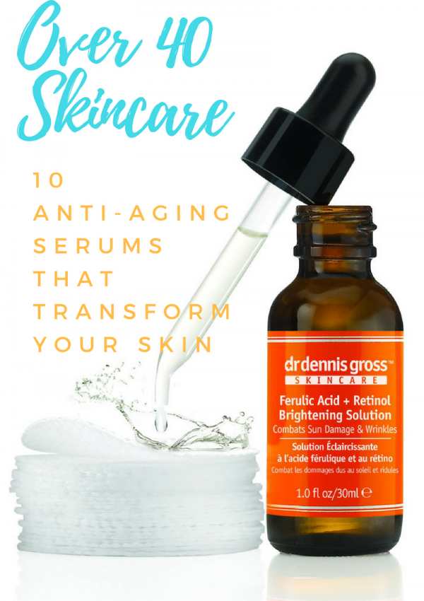 10 Swoon Worthy Anti-Aging Serums That Instantly Transform Your Skin