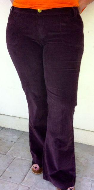 Lean Jeans Vintage Flare