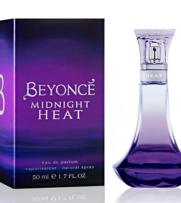 Beyonce Midnight Heat Parfum: Review & Giveaway (2 Winners)
