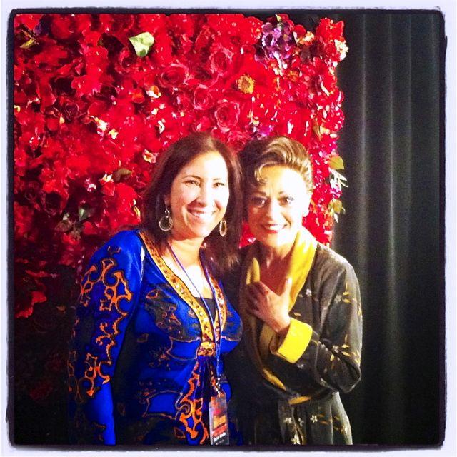 Tracie Bennett & Me