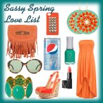 Check It Out: My Sassy Spring Love List