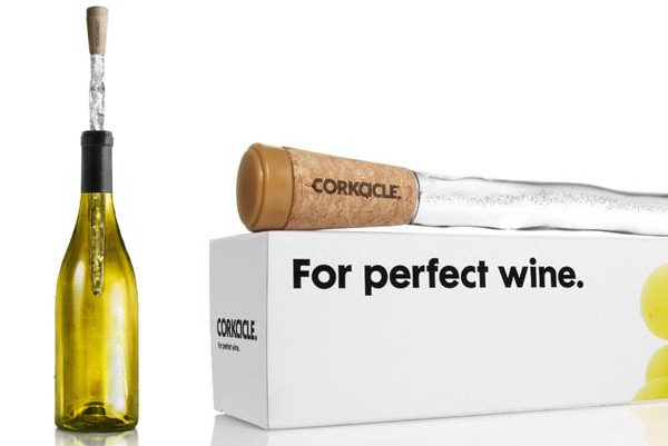Wine Wednesday: Corkcicle Wine Chiller