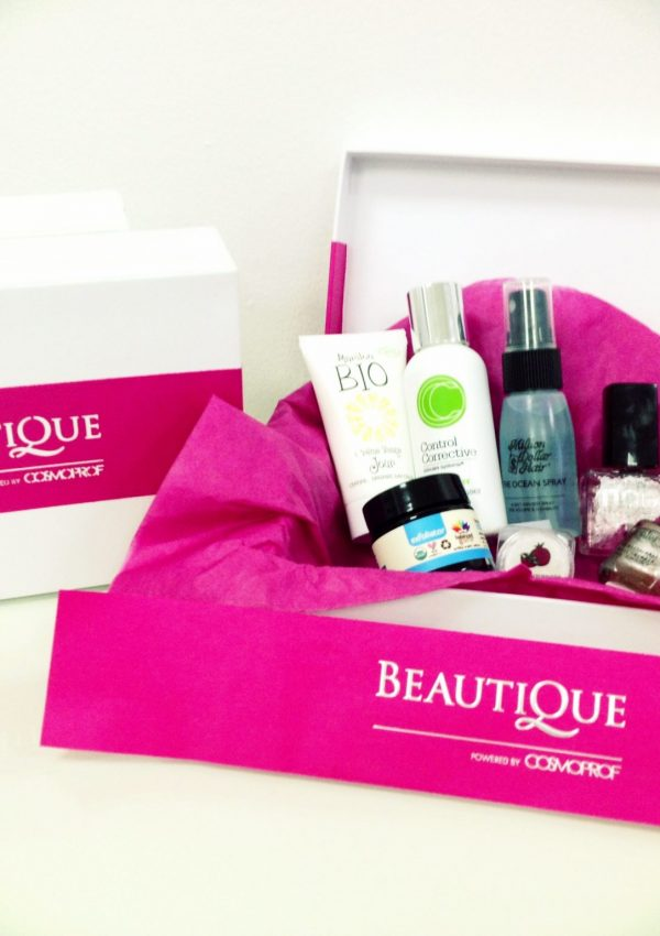 Beautique Sampling Program Debuts at Cosmoprof North America July 2013