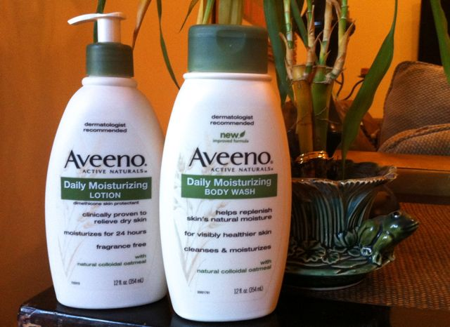 Aveeno Moist Tips