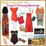 Make Time for ME: Wallis Desert Getaway Wardrobe