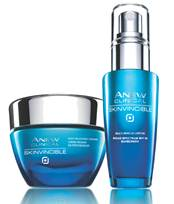 What's New from AVON? ANEW Clinical Skinvincible Powerful Protection from the Sun & Aging