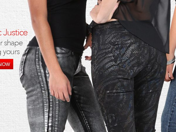 My Latest Fabulous Fashion Find: Poetic Justice Curve Loving Jeans