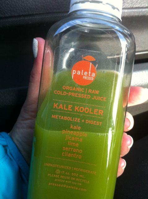 Kale Kooler