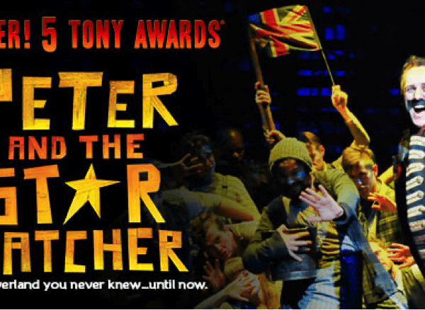 Peter & The Starcatcher: A Clever & Wildly Entertaining Prequel to Peter Pan