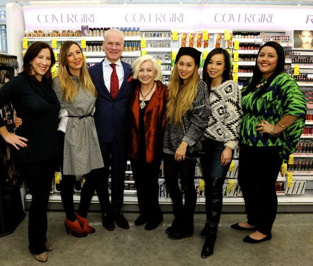 Tim Gunn & Bloggers
