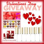 FABULOUS Valentine's Day Giveaway: Champagne Flutes & Gourmet Chocolates (3 Winners)