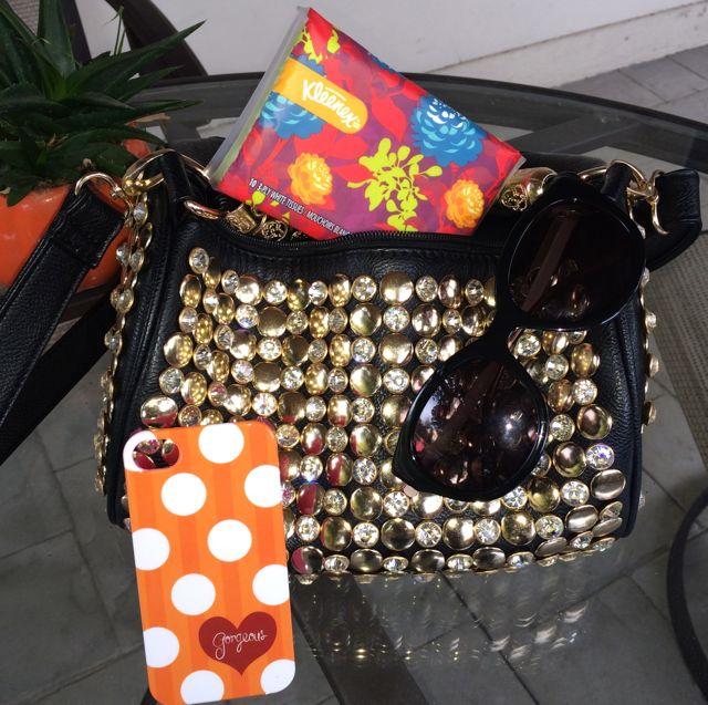 Kleenex purse 2