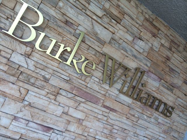 Burke William Sign
