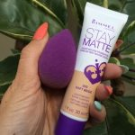 Sponsored Post: Rimmel London Stay Matte Foundation Challenge