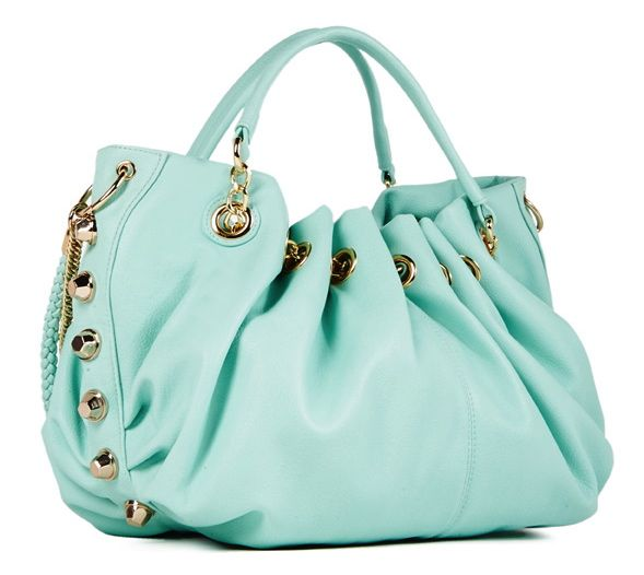 Just Fab Mint Purse 2