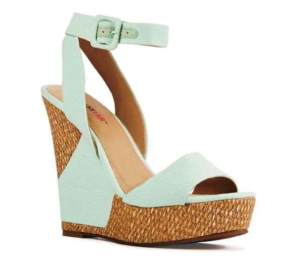 JustFab Kira Wedge