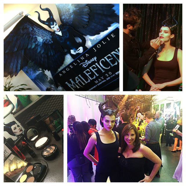 Maleficent Collage