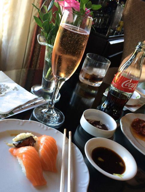 Langham sushi