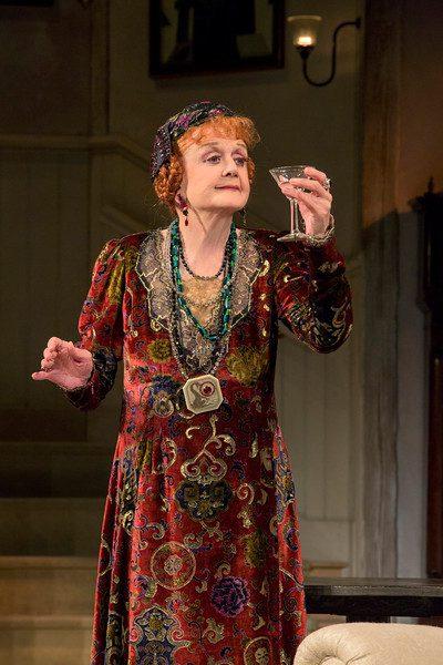 Blithe Spirit: Angela Lansbury is Buoyant & Entertaining at almost 90