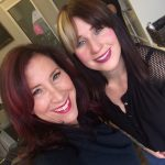 Bring on the Vibrant Red: Fab Haircolor by Aloxxi Brand Ambassador Marilyn Cole