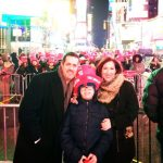 Bucket List Wish Come True: Celebrating New Year's Eve in Times Square