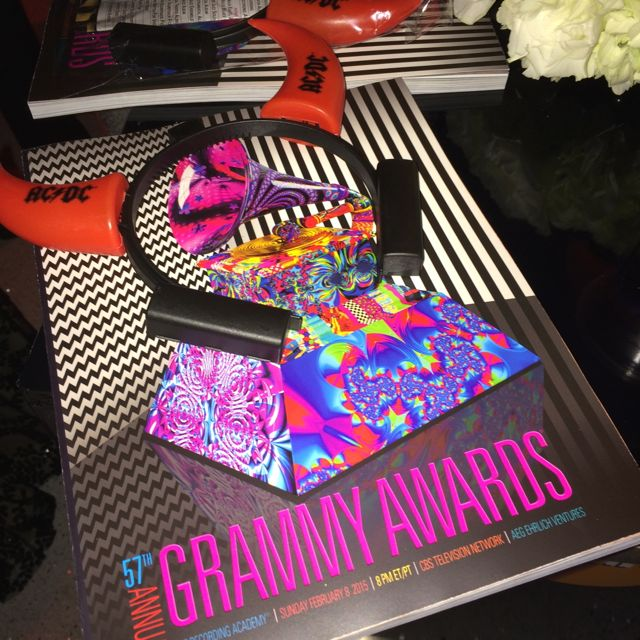 Grammys Program