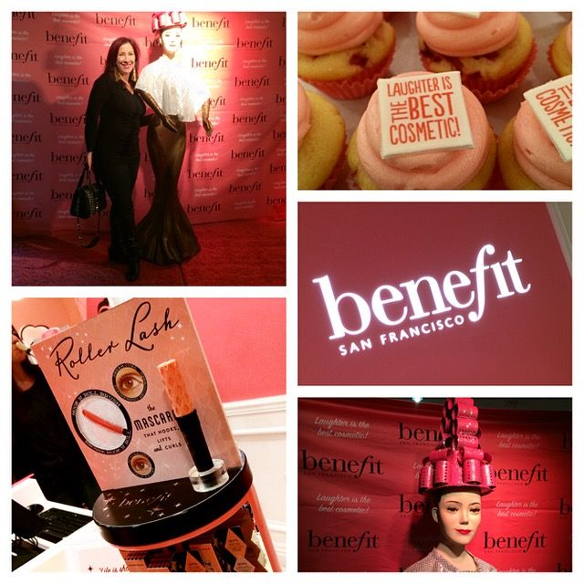 Benefit Roller Lash Collage