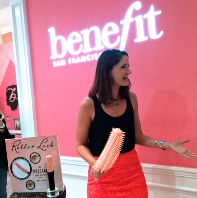 Benefit Roller Lash Demo