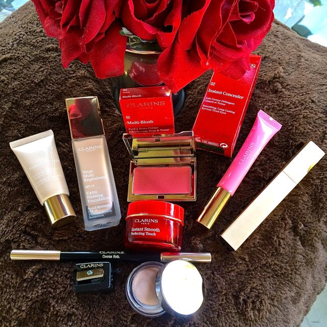 Clarins 10 Min Makeup Products