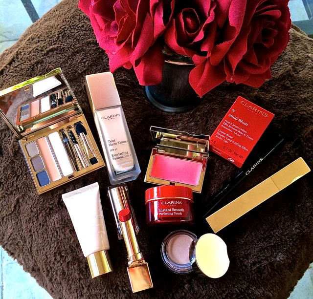 Clarins 15 Min Makeup Products