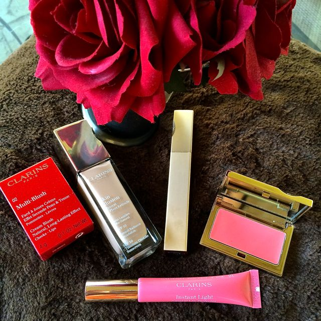 Clarins 5 Min Makeup Products 2