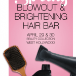 Freshen-Up Your Hair: Summer Glaze & Blowout at Beauty Collection