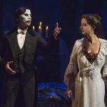 THE PHANTOM OF THE OPERA 5 - Chris Mann and Katie Travis - photo Matthew Murphy