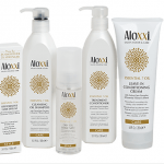 GIVEAWAY: Control Frizz & Color Fade this Summer with Aloxxi Essential 7 Oil Haircare Products (5 Winners – $128 Value)