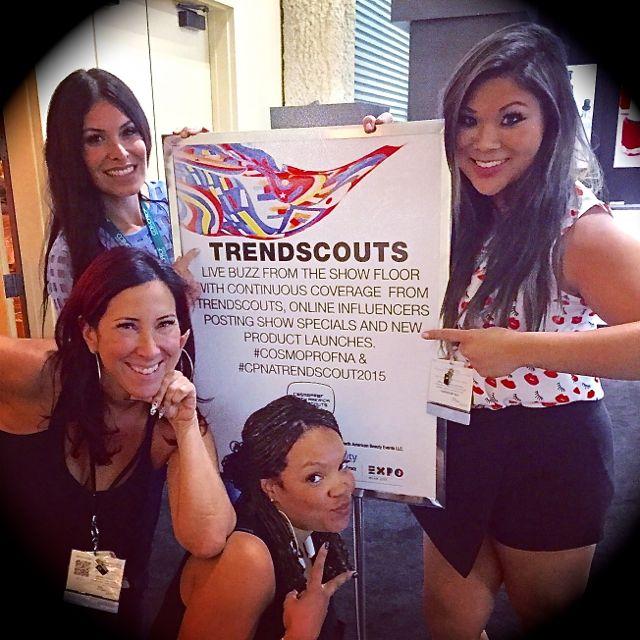 Cosmoprof Trendscouts